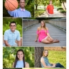 Raleigh and Cary Senior Portrait Photographer