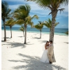 Evan vs Humidity in Mexico  |  Mexico Destination Wedding Photographer