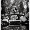 Engagement Session in the Snow | Maymont Park, Richmond, Virginia