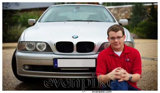 Raleigh Senior Portrait Photographer Evan Pike 03