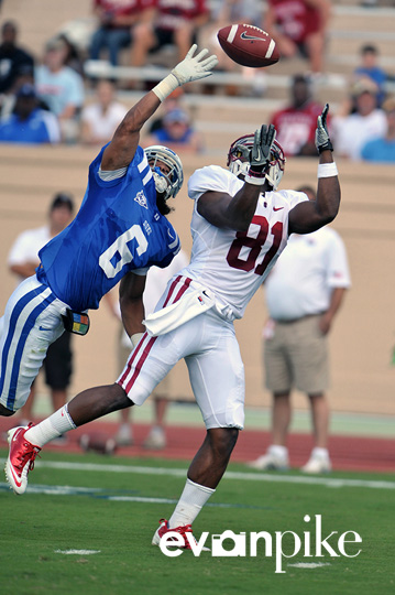 NCAA Football: Stanford University vs Duke University SEP 10