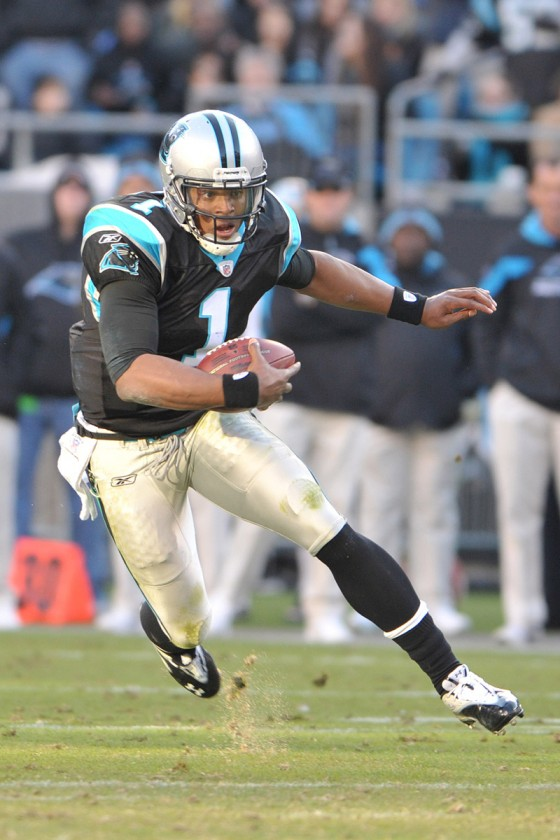 NFL Football: Atlanta Falcons vs Carolina Panthers  DEC 11