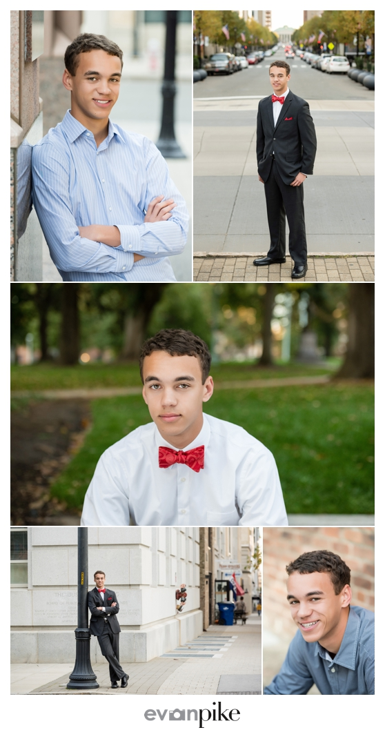 Raleigh Senior Portraits