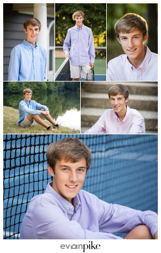 Cary Senior Portrait Photographer