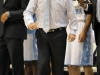 November 30, 2011: UNC Head Coach Roy Williams during NCAA Basketball game between the North Carolina Tarheels and Wisconsin Badgers as part of the Big Ten/ACC Challenge at The Dean Dome, Chapel HIll, NC.