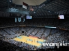 November 30, 2011: Dean Dome during NCAA Basketball game between the North Carolina Tarheels and Wisconsin Badgers as part of the Big Ten/ACC Challenge at The Dean Dome, Chapel HIll, NC.
