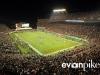 December 29 2011:  Florida Citrus Bowl Stadium during NCAA football Champs Sports Bowl between Notre Dame Fighting Irish and Florida State Seminoles at Florida Citrus Bowl Stadium, Orlando, Florida.