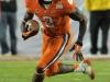 January 04 2011: Sammy Watkins #2 in action during NCAA football Discover Orange Bowl between West Virginia and Clemson at Sun Life Stadium, Miami Florida.