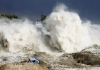 tsunami pictures: beach in Odaka, Fukushima Prefecture, Japan-1
