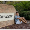 Cary Senior Portrait Photographer | Emilio